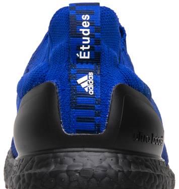 cdcdb36975453 Études x UltraBoost Uncaged  Bold Blue . Paris-based brand Études  collaboration with adidas Consortium ...