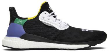 368426b05f6a3 Pharrell x Solar Hu Glide  Black  - adidas - BB8041