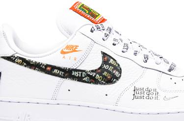 b85b2ca1e24 Air Force 1 Low '07 PRM 'Just Do It'