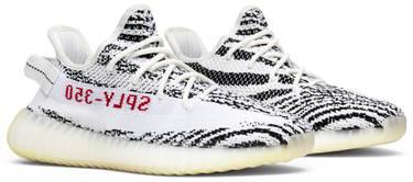 2089fba51ca3 Yeezy Boost 350 V2  Zebra  - adidas - CP9654