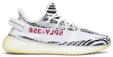 best website 8efe0 10b8a Yeezy Boost 350 V2 'Zebra'