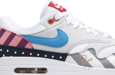 on sale de8e5 db4aa Parra x Air Max 1 'Parra' 2018