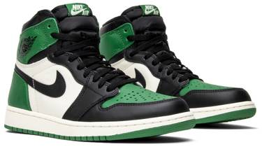 Retro Jordan Green' High 1 'pine Air Og 4R5AjL