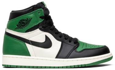 dfb62935bb4 Air Jordan 1 Retro High OG  Pine Green  - Air Jordan - 555088 302