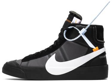 b0ebb7544b OFF-WHITE x Blazer Mid  Grim Reapers  - Nike - AA3832 001