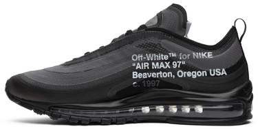 best sneakers 47a64 a9618 OFF,WHITE x Air Max 97 ...