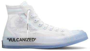 fed018ea0dee OFF-WHITE x Chuck 70  The Ten  - Converse - 162204C