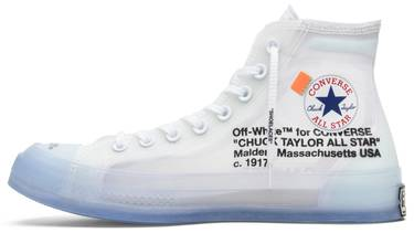 303146383bb455 OFF-WHITE x Chuck 70  The Ten  - Converse - 162204C