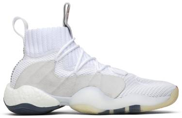 9ddbf04297504 Crazy BYW X  Cloud White  - adidas - B42246