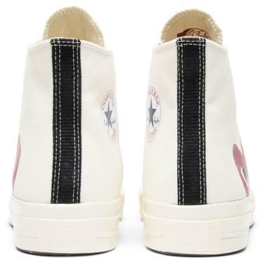 c8fe7859c03da Comme des Garçons x Chuck Taylor All Star Hi  Milk  - Converse ...