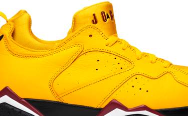 premium selection fa2be 004f0 Air Jordan 7 Retro Low NRG 'Taxi'