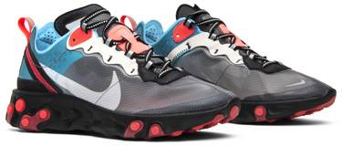 hot sale online f75e2 a5aea React Element 87  Solar Red