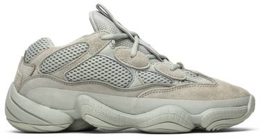 best website ab3a4 b6647 Yeezy 500 'Salt'
