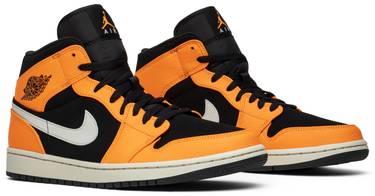 7413ea65606a Air Jordan 1 Mid  Black Cone  - Air Jordan - 554724 062