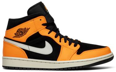 new arrivals 4eb7e d5c46 Air Jordan 1 Mid 'Black Cone'