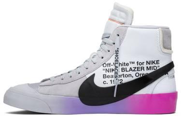 485a551c5e7a Serena Williams x OFF-WHITE x Blazer Studio Mid  Queen  - Nike ...