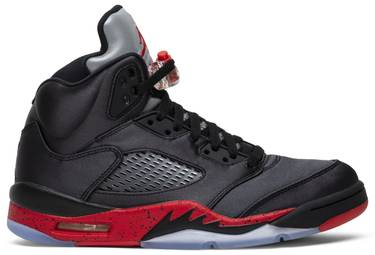 info for 9d9c6 84269 Air Jordan 5 Retro 'Satin Bred'