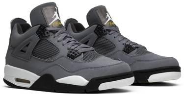 finest selection a6b76 0398a Air Jordan 4 Retro 'Cool Grey' 2004