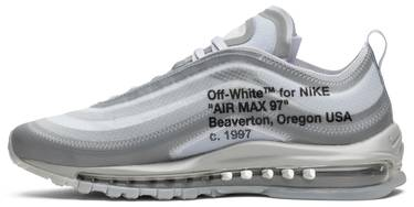 Nike Air Max 97 Off White Menta NWT