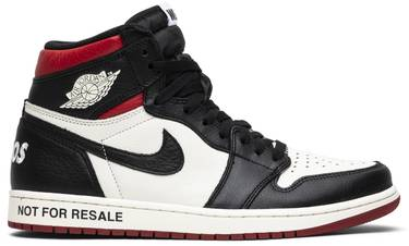 76c7fd7159d06b Air Jordan 1 Retro High OG NRG  Not For Resale  - Air Jordan ...