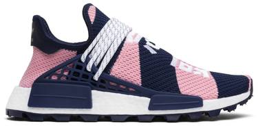 0ed8c8a9e82f7 Pharrell x Billionaire Boys Club x NMD Human Race Trail  Heart Mind ...