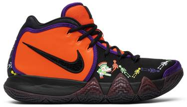 new concept 31d76 601d5 Kyrie 4 PE  Day of the Dead
