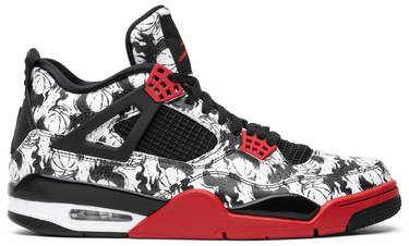 low priced c9fbd 1d742 Air Jordan 4 Retro  Tattoo