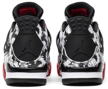 low priced a907d 58e63 Air Jordan 4 Retro  Tattoo