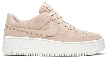 the best attitude 58153 6f131 Wmns Air Force 1 Sage Low 'Particle Beige'