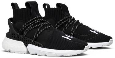 innovative design ace27 e3abf Pharrell x Human Race P.O.D. 'Core Black'