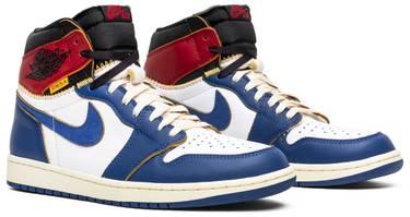 a7b6f3903df Union x Air Jordan 1 Retro High 'Storm Blue'