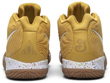 check out 0c5c7 8c7fe Kyrie 4 'Cinnamon Toast Crunch' GS