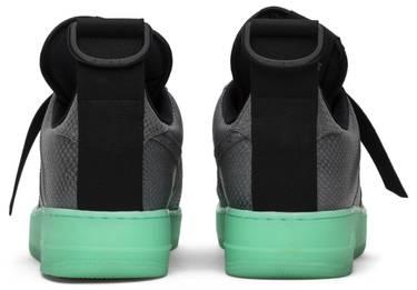 dda28a68ec Odell Beckham Jr. x Air Force 1 Utility 'Cool Grey' - Nike - AV2040 ...