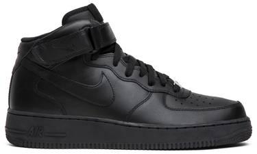 Air Force 1 Mid '07 'Triple Black'