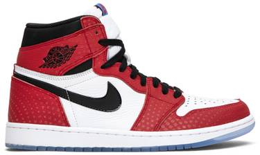 92ac8f6c7cc2a5 Air Jordan 1 Retro High OG  Origin Story  - Air Jordan - 555088 602 ...
