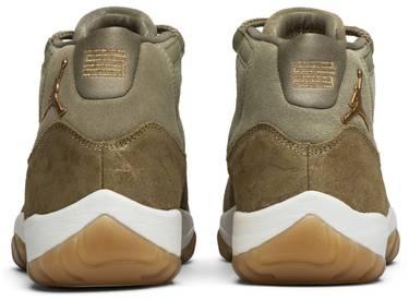 ba6e3d041c Wmns Air Jordan 11 Retro 'Olive Lux' - Air Jordan - AR0715 200   GOAT