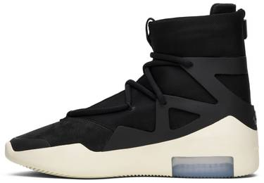 online retailer 61eb5 d00b1 Air Fear Of God 1  Black