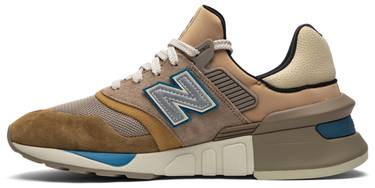 the best attitude 0ced3 6ff74 KITH x nonnative x 997S 'Dune' - New Balance - MS997TH | GOAT