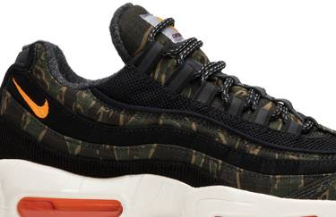 the latest 2c489 ecde8 Carhartt WIP x Air Max 95 'Camo'