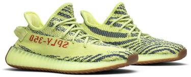 new products 57da1 038ba Yeezy Boost 350 V2 'Semi Frozen Yellow'