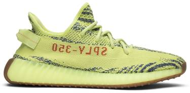 dd43247f7 Yeezy Boost 350 V2  Semi Frozen Yellow  - adidas - B37572