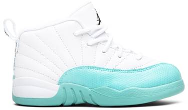 meet c0d32 fec1b Air Jordan 12 Retro TD 'Light Aqua'