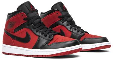 new product b9edd b5bc5 Air Jordan 1 Mid  Banned