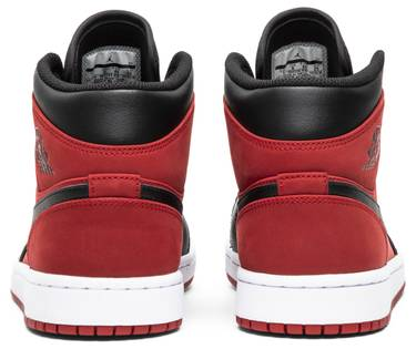 competitive price 7110d 0283e Air Jordan 1 Mid 'Banned'
