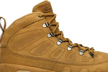 huge discount d722c dad1e Air Jordan 9 Retro Boot NRG 'Wheat'