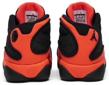 c62bf4964c5 CLOT x Air Jordan 13 Low 'Infra-Bred' - Air Jordan - AT3102 006 | GOAT