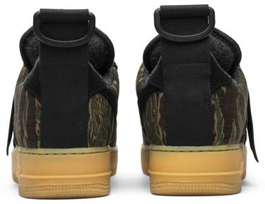 60d39855ea885 Carhartt WIP x Air Force 1 Utility Low Premium 'Camo' - Nike ...