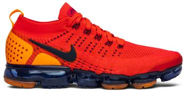 6be92b79e105 Air VaporMax 2 Flyknit  Red Orbit  - Nike - AR5406 600