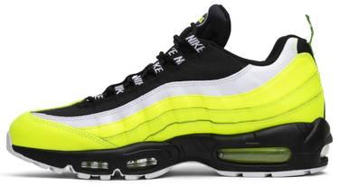 805504efdfe Air Max 95 Premium  Volt Glow  - Nike - 538416 701