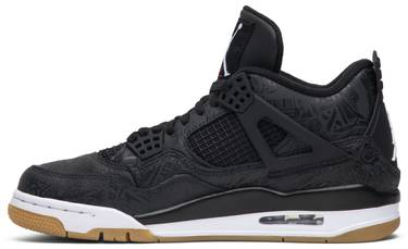 best deals on 1bb25 ac075 Air Jordan 4 Retro  Laser